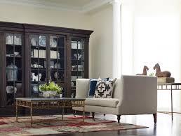 furniture black large distressed bookcase for modern living room