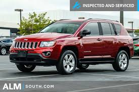 jeep crossover 2015 2015 used jeep compass 4wd 4dr sport at atlanta luxury motors