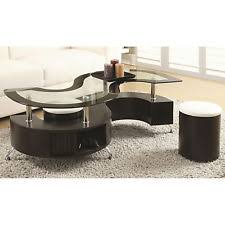 Pc Coffee Table Coffee Table Set Ebay