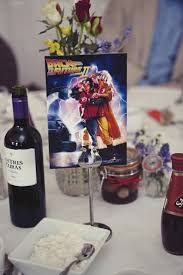 movie themed wedding ideas 40 best back to the future images on pinterest back to the