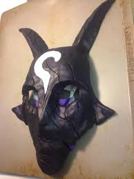 Wolf Mask Making A Kindred Wolf Mask Album On Imgur