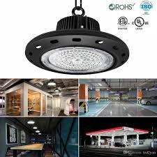 best high bay shop lights cree chip meanwell driver 100w 150w 200w ufo led high bay light