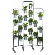 tall metal plant planter stand 20 tiers display plants indoor or