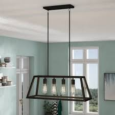 island kitchen light modern kitchen island pendants allmodern