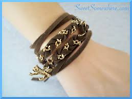 charm bracelet make images Easy to make wrap charm bracelet fun friendship bracelets jpg