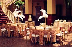 black and gold wedding ideas 25 black and gold great gatsby inspired wedding ideas