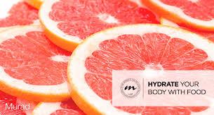 a recipe for hydration u2013 murad blog