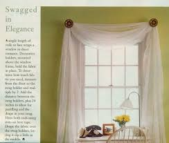 Sheer Swag Curtains Valances 21 Best Swag Curtains Images On Pinterest Swag Curtains