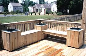 Outdoor Storage Bench Seat Articles With Build Outdoor Storage Bench Seat Tag Deck Storage