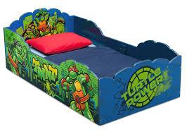Teenage Mutant Ninja Turtles Twin Bed Set by Teenage Mutant Ninja Turtles Wood Toddler Bed Delta Children U0027s