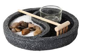 ying yang taijitu zen garden rocks u0026 sand wu xin void meditation buddh