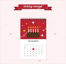 21 birthday calendar templates free sample example format