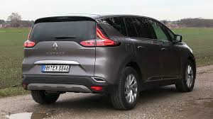 renault espace 2015 2015 renault espace 160 dci 160 hp test drive youtube