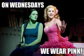 Wicked The Musical Memes - image 746569 mean girls know your meme