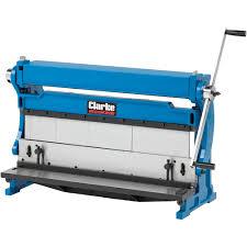clarke sbr760 3 in 1 sheet metal machine 760mm machine mart