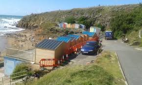 Beach House Bude by Pirate Fm News Photos Bude Beach Hut Plan Revealed