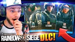 Tom Clancy Rainbow Six Siege Blood Orchid Dlc Early Blood Orchid Gameplay 3 Operators Rainbow Six Siege