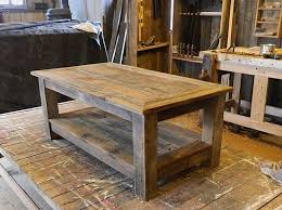 Wooden Coffee Table Barn Wood Coffee Table Http Bec4 Beyondthepicketfence
