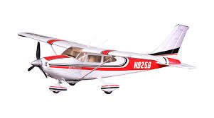 sky trainer 182 v2 rtf 1100mm red horizonhobby