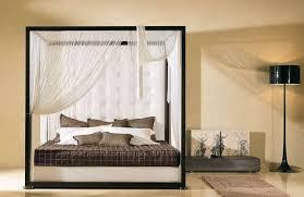 letto baldacchino da letto moderna con i letti a baldacchino ville e giardini
