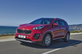 kia convertible models new kia sportage suv full prices and specs of updated model