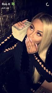 famous snapchat names blac chyna wattpad