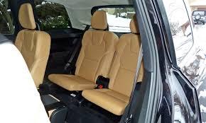 audi q7 third row legroom volvo xc90 photos truedelta car reviews