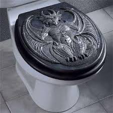 themed toilet seats 125 best themed stuff images on here be dragons