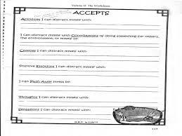 dbt distress tolerance accepts worksheet a complicated person