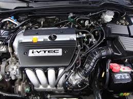 2003 honda accord 4 cylinder 2003 honda accord ex l sedan 2 4 liter dohc 16 valve i vtec 4