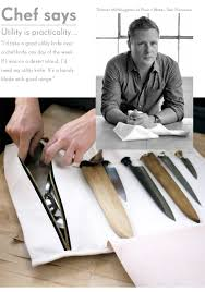 Thomas Kitchen Knives Introducing The Knife Roll U2013 Joshu Vela