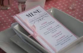 id e menu mariage joli jour la papeterie sur mesure