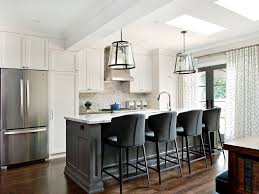 white and grey kitchen transitional kitchen by pizzale design inc