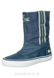 lacoste womens boots uk united kingdom lacoste lyca boots grey lt green s