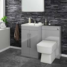 Grey Vanity Unit Grey Bathroom Furniture Vanity Units Bathroom Cabinets