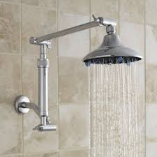 Bathroom Shower Head Ideas by Fabulous Cream Wall Tile Vintage Walk In Shower Decors With Wall