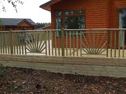 Decking Banister The Enchantment Of Handrail Design Room Furniture Ideas