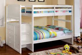 Cheap Twin Bed With Trundle Bedroom Cheap Bunk Beds With Stairs Low Profile Bunk Beds