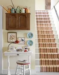 Painted Stairs Design Ideas Interior Design Kitchen Decorating Ideas For Hallways And Stairs
