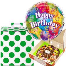 birthday helium balloons happy birthday helium balloon and 7 inch chocolate pizza