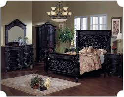 Black Twin Bedroom Furniture Sets Poster Bedroom Furniture Set W Tall Headboard Beds 116 Xiorex