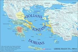 Where Is Greece On The Map by Maps Of Greece Macedonian History