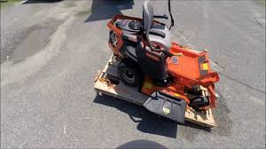 ariens ikon x 52 in 23 hp kawasaki zero turn riding mower