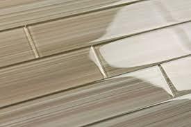 glass subway tile kitchen backsplash light brown cupatea glass subway tile for kitchen backsplash or