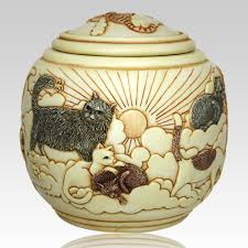 cremation urns for pets cat urns a memorial cat cremation urn for your