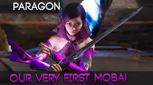 paragon a fun free to play mmo moba our first moba video