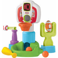 Little Tikes Toy Storage Little Tikes Discoversounds Sports Center Walmart Com