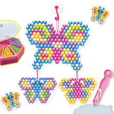 amazon com beados gems sunshine suncatcher activity pack toys