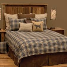 rustic duvet covers give a classy look to your bedroom home and