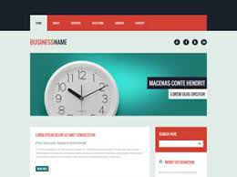 html 36 free website template free css templates free css